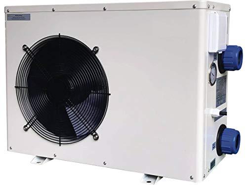 Viva Pool - Pompe à chaleur - Puissance 5 kW - Volume d'eau 45 m3 -