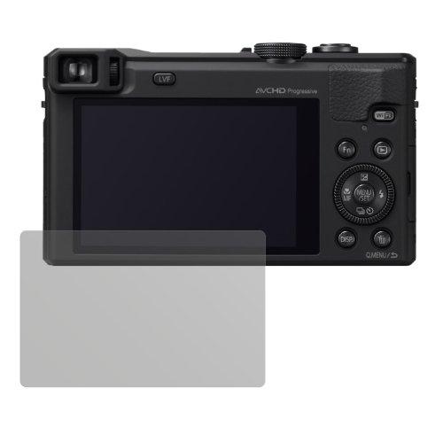 dipos I 6X Schutzfolie matt passend für Panasonic Lumix TZ61 Folie Displayschutzfolie