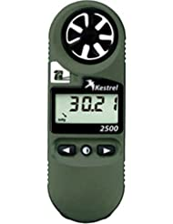KESTREL 2500 POCKET WEATHER METER - OLIVE DRAB