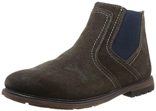 Tom Homens Sob Medida Sapatos 6482206 Homens Equestres Marrom - Marrom (carvão)