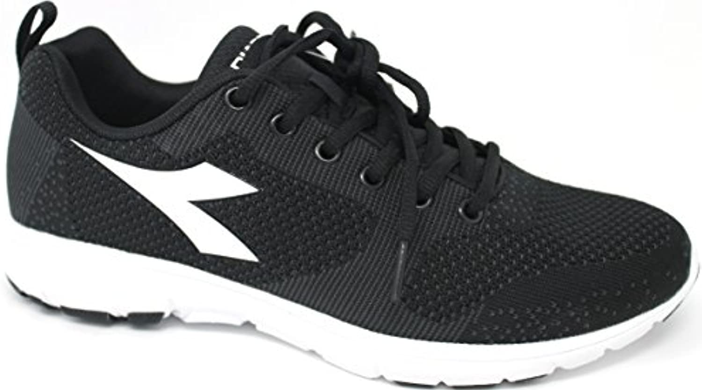 Diadora zapatos Running Hombre – X Run Light – 172478-c0003 – Negro/Blanco ottico-40