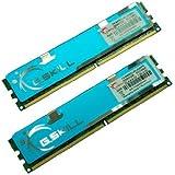 Kit G.Skill PC2-6400 Arbeitsspeicher 2GB (800 MHz, 200-polig) DDR2 de RAM