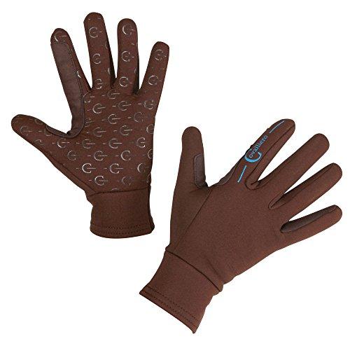 Covalliero Handschuhe Winterhandschuhe Inari, Seal Brown, S