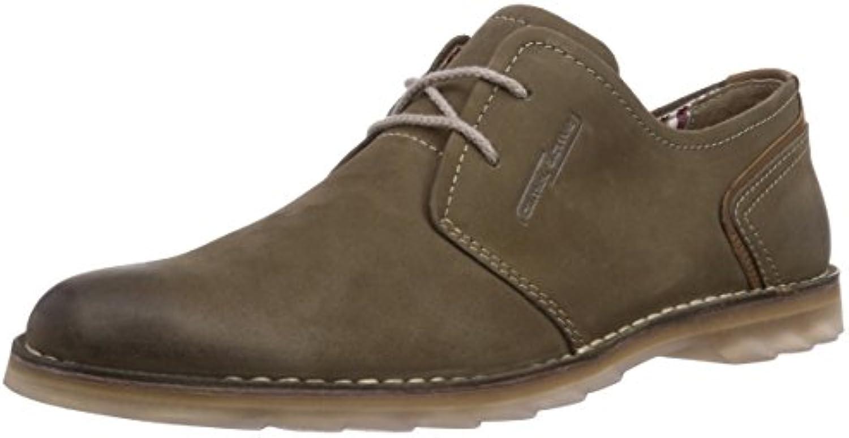 camel active Delta 12 - zapatos con cordones de cuero hombre -