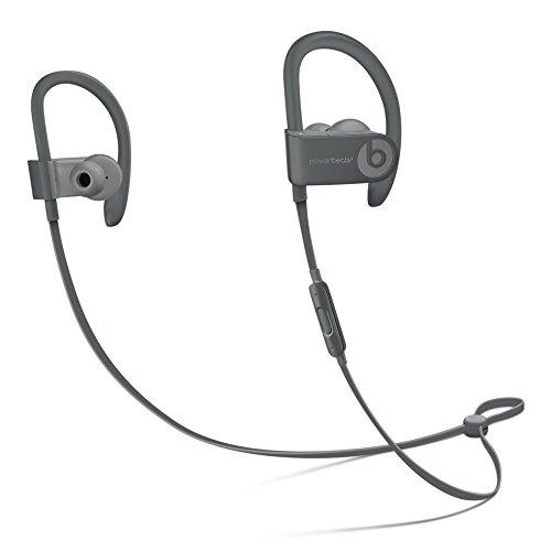 Beats by Dr. Dre Powerbeats3 gancho de oreja, Dentro de oído Binaural Inalámbrico Gris - Auriculares (Inalámbrico, gancho de oreja,...
