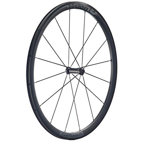 Vision Trimax 35 Shimano Coppia di Ruote, Nero, 11 Velocità