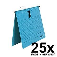 Hanging File Assortment Hanging File 25er Pack Blue