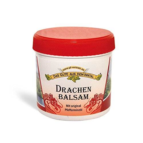 Peppermint Leaf Extract (Drachenbalsam 200 ml)