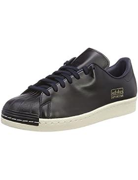 adidas Superstar 80s Clean, Zapatillas de Gimnasia para Hombre