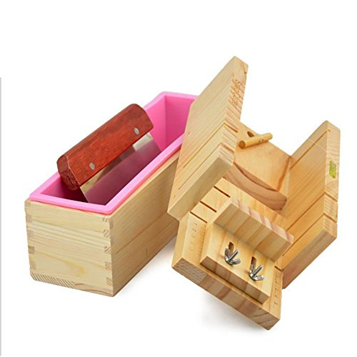 XY Fancy Multi-function Cutting Soap Die Set Maker Cutting Molds Slicer Cutter