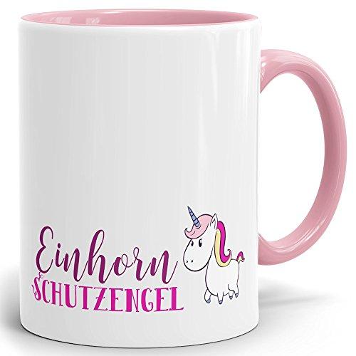 Drucksaal Einhorn Tasse Unicorn mit Spruch
