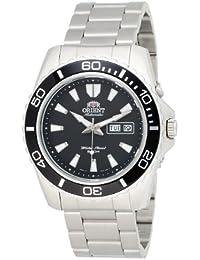 Orient–Reloj de pulsera analógico automático para hombre piel cem75001b-nato