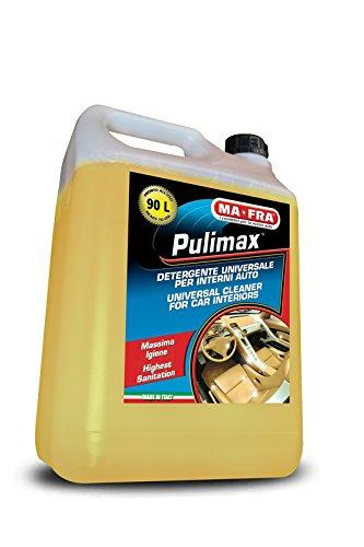 Detergente concentrato per interni auto 4.5 lt ma-fra pulimax