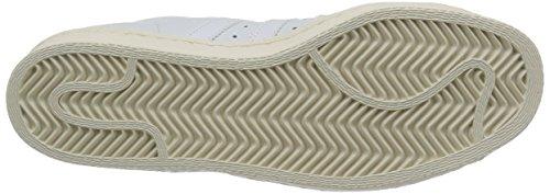 adidas Chaussures Promodel Vintage Blanc Homme Blanc