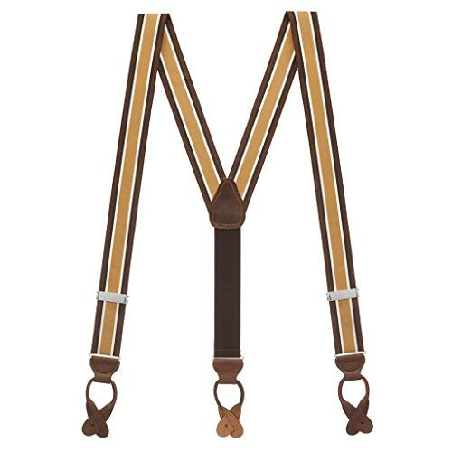 Suspender Store Stripe Ripsband Taste Strapsen Für Herren 46