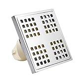 LXDXKA Kupfer Deodorant Bodenablauf Küche Dusche Toilette Schädlingsbekämpfung Große Verschiebung Bodenablauf
