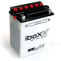 JMT Lithium-Ionen Batterie HJTX14AH-FP ersetzt YB14L-A1 YB14L-A2 und YB14L-B2