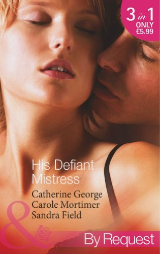 book cover of His Defiant Mistress