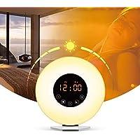 Sonnenaufgang Wecker Wake Up Light FM Radio Uhr Nachtlicht Schweres Sleepers & Kinder - 7 Einstellbare Farben,... preisvergleich bei billige-tabletten.eu