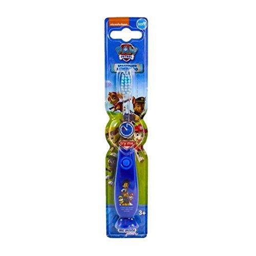 Nickelodeon - Cepillo Patrulla Canina con Luz Azul   3a+