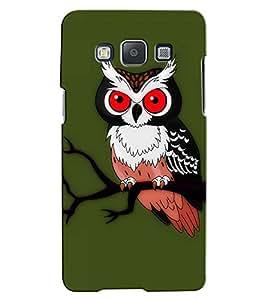 Citydreamz Owls/Birds/Jungle/Cartoon Hard Polycarbonate Designer Back Case Cover For Samsung Galaxy J7 New 2016 Edition