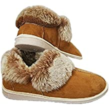 VERKAUF Natürliche & Wunderbar Merino Woll hausschuhe Boots aus Schafsfell, Cozy Fuß, Non fester Sohle 100% Wolle, Woolmarked wollhausschuhe Alle Größen 36 37 38 39 40 41 (40/41)
