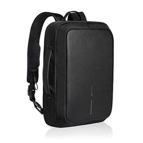 XD Design The Original Bobby BIZZ antifurto Zaino & Valigetta Anti Theft Backpack & Briefcase Black