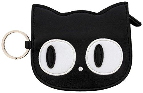 Banned Geldbörse Eye Of The Beholder, Kitty, Heart of Gold, Geldbeutel, Katze, schwarz -