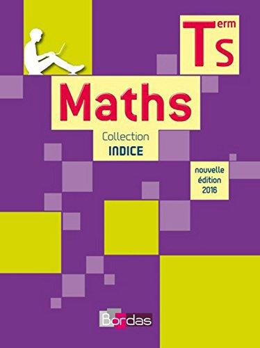 Indice Maths Tle S Spécifique