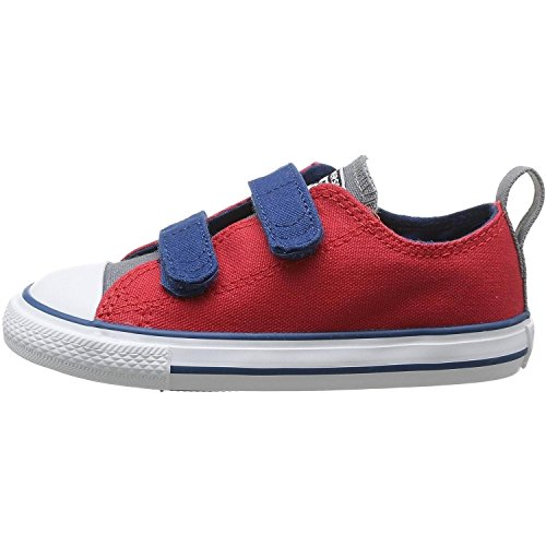 Converse Chuck Taylor All Star 2V Ox, Baskets mode mixte enfant Casino