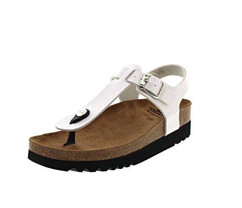 SCHOLL Schuhe - Sandale BOA VISTA AD BS - pearl white Perlwei