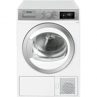 Smeg DHT81LUK | Freestanding 8kg Heat Pump Condenser Tumble Dryer