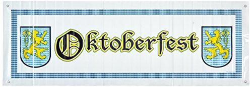 erfest Sign Banner, Geschenkpapierrolle 150cm von 53,3cm (Oktoberfest Banner Zeichen)