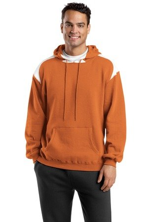 Sport-Tek Pullover Hooded Sweatshirt with Contrast Color. F264
