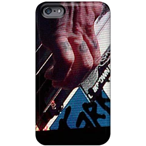 LeoSwiech Apple Iphone 6 Scratch Resistant Cell-phone Hard covers cases new year Unique Design Nice Red Hot Chili Peppers Image [ozw1073sxyP]