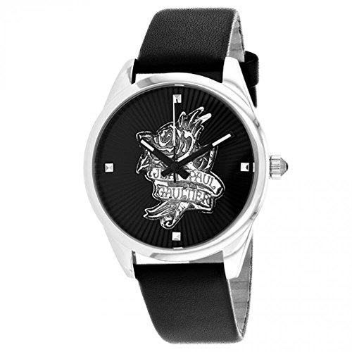 Jean Paul Gaultier Navy Tatoo Reloj de mujer cuarzo 37mm 8502412