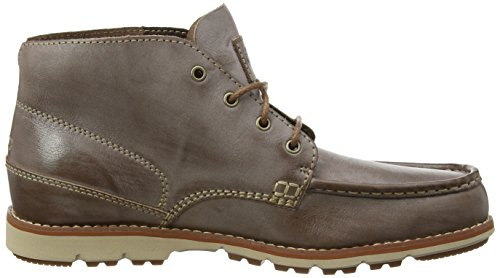 Timberland Brewstah_Brewstah Deconstructed Ch, Bottines Chukka à tige courte homme Marron (Potting Soil)