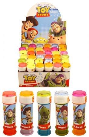 Fancy Me Packung 36 oder 6 Blumentöpfe of Jungen Mädchen Toy Story Cowboy Aufkleber Partybeutel Strumpffüller Garten Spiel Idee - Box mit 36