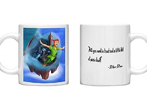 Costumes Neverland Tinkerbell Fée - Peter Pan, Fée Clochette, ne jamais Land,