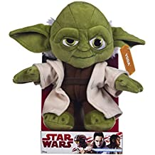 Star Wars - Peluche Yoda, Star Wars Disney (23853)