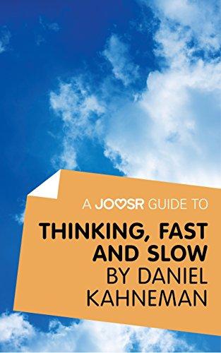 Thinking Fast And Slow Daniel Pdf