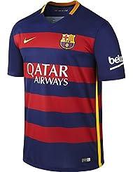 Nike 1º Equipación FC Barcelona 2015/2016 - Camiseta oficial Nike, talla XL