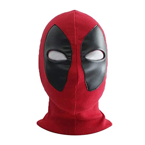 3aa98431d71b ningbao951 Unique Design Breathable Halloween Cosplay Full Face Mask Adult  Kids Knitted Elastic Horror Face Masks