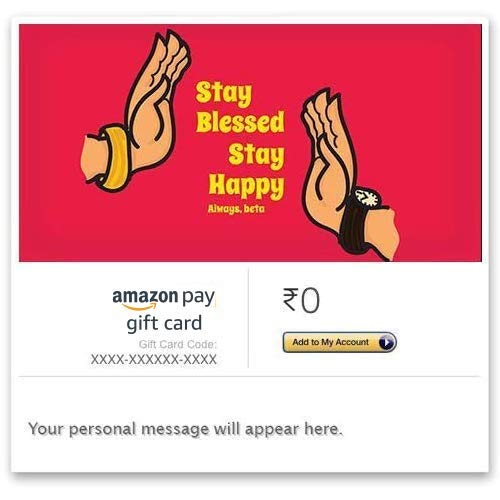 Amazon Pay eGift Card - Wedding Gift - Wedding Gift Cards: The Best Gifts in this Wedding Season  Gifts popular in INdia