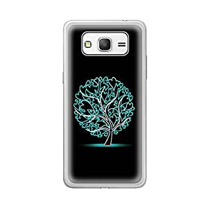 Skintice Designer Soft Case with direct printing for Galaxy Grand Prime