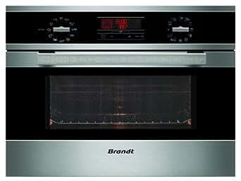 BRANDT - Micro ondes encastrables multifonction ME 1255 X - ME 1255 X