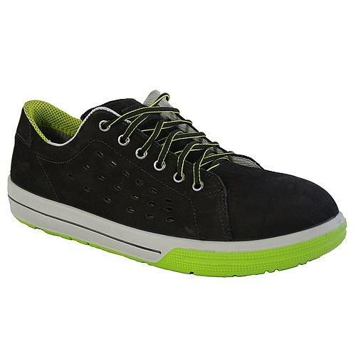 Atlas Sneaker, A240 S1, Arbeitsschuhe Schwarz