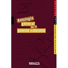 Antologia general de la poesia catalana (Llibres Infantils I Juvenils - Antaviana - Antaviana Clàssics Catalans)