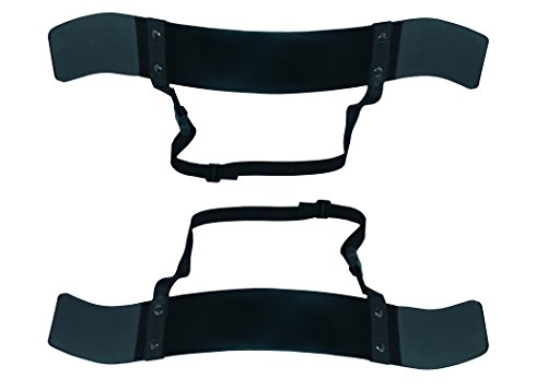 KIK FIT Gym Strap Weight Lifting Arm Blaster Bodybuilding Equipment, B