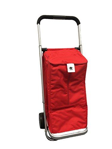 Einkaufstrolley NewYork in verschiedenen Designs (Red Snapper)